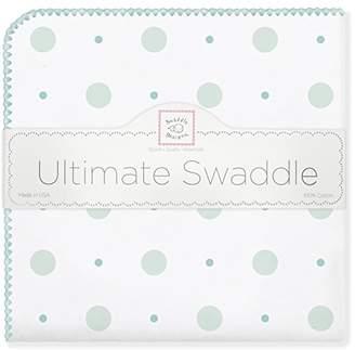 Yellow SwaddleDesigns Ultimate Receiving Blanket Jewel Tone Little Chickies