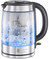 Russell Hobbs Purity Glass Kettle, Black