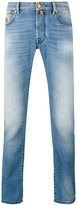 Jacob Cohen tailored slim fit jeans - men - Cotton/Spandex/Elastane - 36