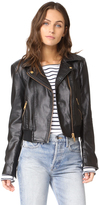 Free People Modern Faux Bomber Jacket