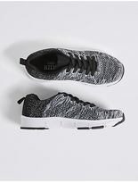 Marks and Spencer Kids' Knitted Sports Trainers