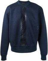 Diesel Black Gold printed sweatshirt - men - Viscose - S
