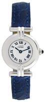 Cartier Vintage Vintage Must de Colisee Argent Watch, 24mm