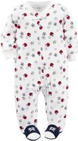 "Carter's Baby Boys' ""Sports Medley"" Terry Coverall"