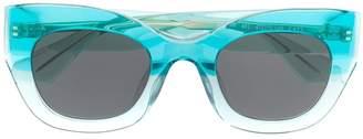 Sandro Paris oversized sunglasses