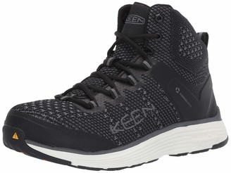 Keen Men's Carson High Alloy Toe Non Slip Work Shoe