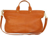 Clare Vivier Messenger, British Tan