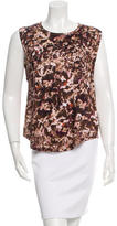 Isabel Marant Floral Print Sleeveless Top