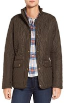 Barbour Women's 'Tors' Diamond Quilted Jacket
