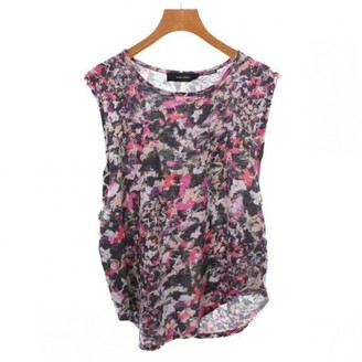 Isabel Marant Red Wool Top for Women