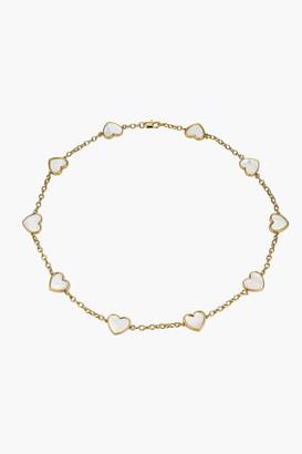 Asha Heart Necklace