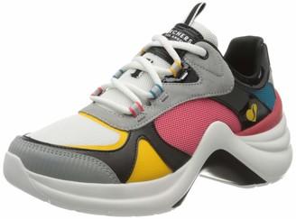 Skechers Women's Street SOLEI ST-Groovy Sole Sneaker