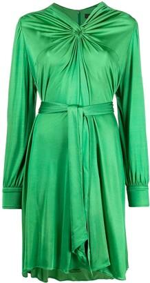 Isabel Marant Cleone tie-waist dress
