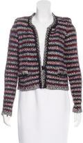Isabel Marant Striped Knit Jacket