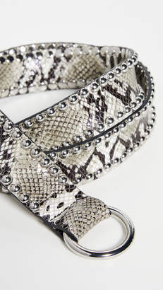 B-Low the Belt B Low The Belt Mia Moto Python Belt