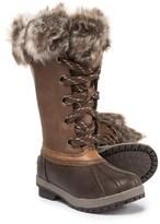 London Fog Melton Snow Boots (For Girls)