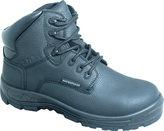 "Men's S Fellas by Genuine Grip 6050 Poseidon Comp Toe WP 6"" Hiker Work Boot"