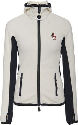 MONCLER GRENOBLE Quilted Shell Ski Jacket