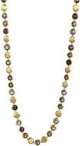 "Marco Bicego Jaipur Mixed-Stone Link Necklace, 30""L"