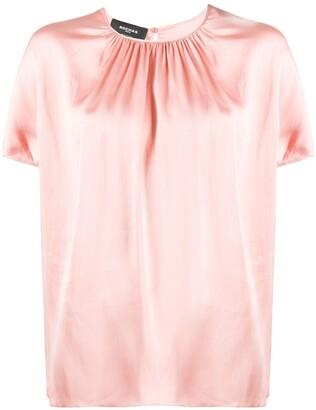 Rochas Short Sleeved Blouse