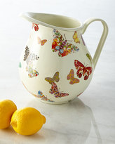 Mackenzie Childs MacKenzie-Childs Butterfly Garden Pitcher