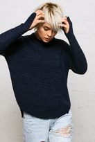 American Eagle Outfitters Don't Ask Why Mock Neck Sweater