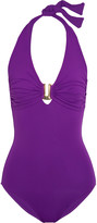 Melissa Odabash Tampa ruched swimsuit