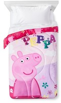 Nickelodeon Peppa Pig Comforter - Multicolor (Twin)