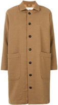 Societe Anonyme Japanese style trench coat - women - Wool - S