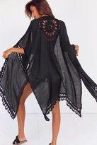 Urban Outfitters Crochet Kimono