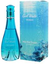 Davidoff Cool Water Into The Ocean By For Women.