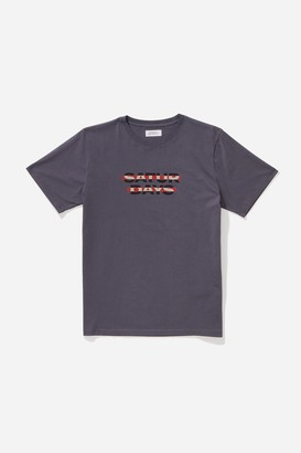 Saturdays NYC Color Cross Out T-Shirt