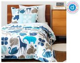 DwellStudio Full Duvet Set- Gio Aqua
