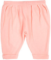 Emile et Ida DOUBLE-PLEATED PANTS-PINK SIZE 6
