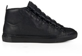 Balenciaga High-top Arena Water Snake Trainers