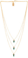Lionette by Noa Sade Avish Necklace in Green