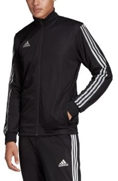 adidas Men's Tiro Metallic Track Jacket