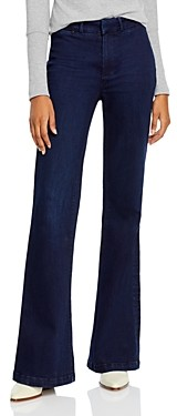 Paige Genevieve Bootcut Jeans in Premier