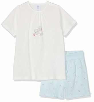 Sanetta Baby Girls' Pyjama Short Set