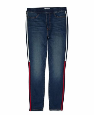 Tommy Hilfiger Women's Adaptive Jegging Fit Pull On Jean