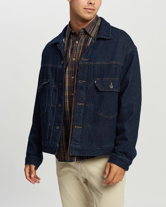 Levi's Made & Crafted Oversized Type II Trucker Jacket