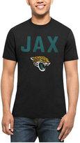 '47 Men's Jacksonville Jaguars City Style Splitter T-Shirt