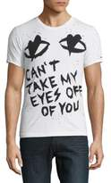 Dom Rebel Distressed Graphic Tee