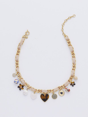 Talbots Cloisonne Beaded Necklace