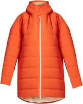 Awake Oversized quilted padded-coat