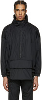 Cottweiler Black Hotel Hooded Jacket
