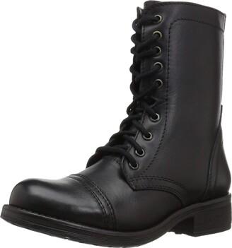 Steve Madden Women's TROPA2-0 Combat Boot