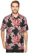 Tommy Bahama Festive Flora Short Sleeve Woven Shirt