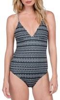 Volcom On the Horizon One-Piece Swimsuit