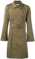 J.W.Anderson classic trench coat - men - Cotton/Polyamide/Viscose - 46
